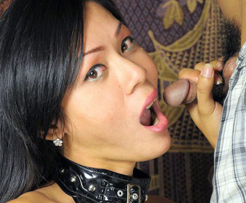 Pretty Ladyboy Getting Off On Webcam